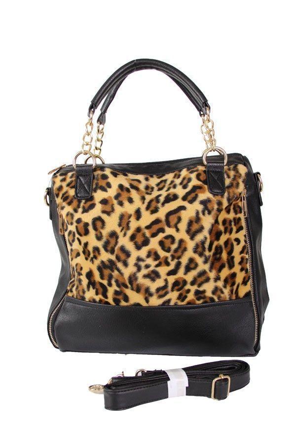 sac leopard sac leopard maje. Black Bedroom Furniture Sets. Home Design Ideas